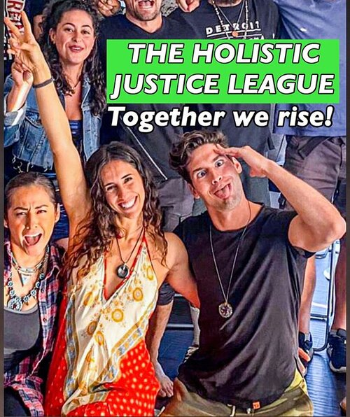 "👑🌱HOLISTIC JUSTICE LEAGUE FAMILY🌱👑 ""We are a powerful group of visionaries, leaders and change makers."" @theholisticjusticeleague  We are a group of mindful, heart-centered leaders uniting with the Purium platform to support the regeneration of people and planet.  We are a diverse community of entrepreneurs, artists, parents and friends, who advocate and promote natural health with superfoods and CBD. We are inspired to create a positive shift in our world today, through organic nutrition, sustainable agriculture, and a holistic economy.  Join our ZOOM call this Thursday at 7pm PST to learn about our mission!! It is FREE @theholisticjusticeleague for more details.  @j.j.michaels and @transformwithjael  Thank you for all you do!! Can't wait to see your multiple ⭐️ 👑 👸🤴🏼"